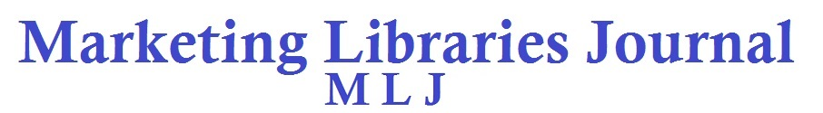 Marketing Libraries Journal (MLJ) Logo