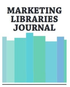 Marketing Libraries Journal cover